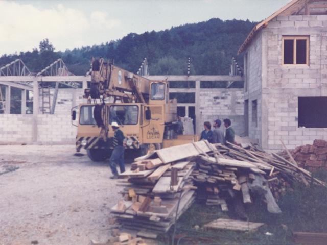 Perfom izgradnja hale